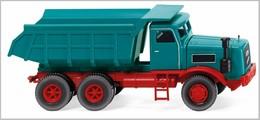 Kaelble Dumper | Model Trucks