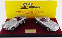 Anniversary of Ferrari-Iron Anniversary Set | Model Vehicle Sets