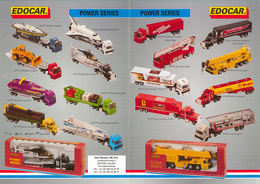 Edocar Catalog Extension 1996 | Brochures & Catalogs | Front