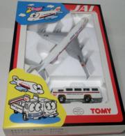 JAL Wing Set | Model Vehicle Sets