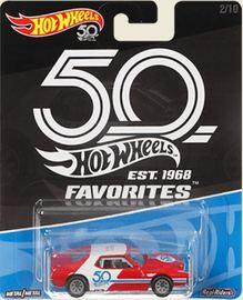 '71 AMC Javelin | Model Cars | Hot Wheels 50th Anniversary 71 Javelin red