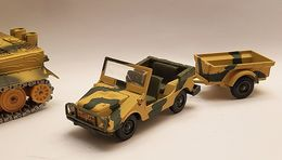 Mercedes Auto-Union | Model Military Tanks & Armored Vehicles