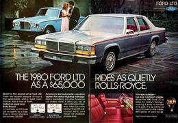 The 1980 ford ltd rides as quietly as a %252465%252c000.00 rolls royce. print ads 8bf3b303 663d 457e a7d0 d817a1973c7b medium