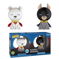 Krypto the super dog and ace the bat hound %25282 pack%2529 %255bspring convention%255d vinyl art toys sets 9790b706 7150 430c 9ce0 56127b5a7660 medium