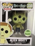 Alien Morty [Spring Convention] | Vinyl Art Toys