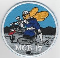 M.C.B. 17 Seabees Patch | Uniform Patches | M.C.B. 17 Seabees Patch