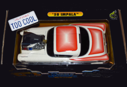 1958 Chevrolet Impala (Modified) | Model Cars