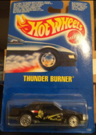 Thunder Burner | Model Cars