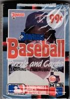 1988 Donruss Unopen Baseball Cello Pack | Collector Card Packs & Sets | 1988 Donruss Unopen Baseball Cello Pack