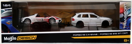 Porsche Cayenne & Porsche 918 Spyder | Model Vehicle Sets
