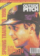 Outside Pitch 03/29/1996 - Cal Ripken | Magazines & Periodicals | Outside Pitch 03/29/1996 - Cal Ripken