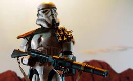 Sandtrooper | Action Figures