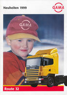 Gama Catalog 1999 | Brochures & Catalogs | Front