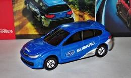 Subaru Impreza WRX STI  | Model Cars