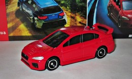 Subaru WRX STI Type S | Model Cars