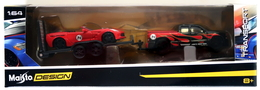 2004 Chevrolet Silverado SS & 2014 Corvette Stingray Convertible  | Model Vehicle Sets