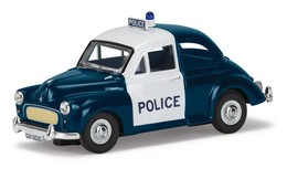 Morris Minor 1000 The Lothians and Peebles Constabulary | Model Cars