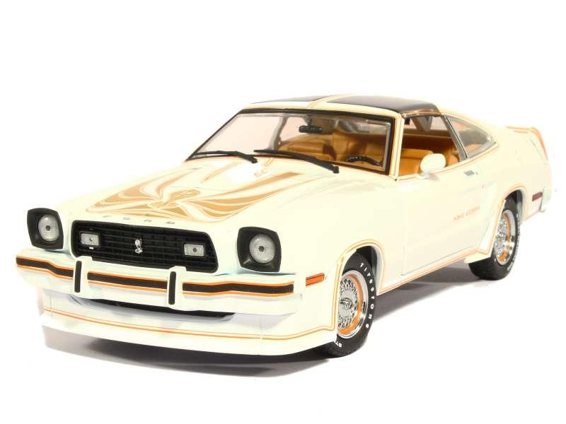 1978 Mustang King Cobra Weight