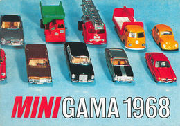 Mini Gama Catalog 1968 | Brochures & Catalogs | Front