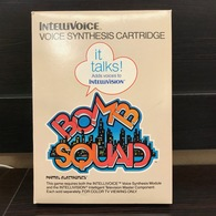 Bomb Squad (Intellivoice) | Video Games | Bomb Squad for Mattel Intellivision (Intellivoice)