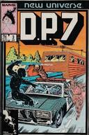 D.P. 7  #3 | Comics & Graphic Novels | D.P. 7  #3