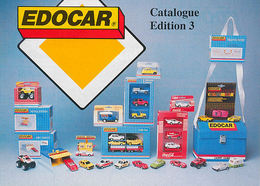 Edocar Catalog 1990 | Brochures & Catalogs | Front