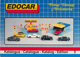 Edocar Catalog 1988 | Brochures & Catalogs | Front