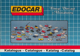Edocar Catalog 1987 | Brochures & Catalogs | Front