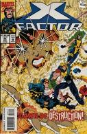 X-Factor #96 | Comics & Graphic Novels | X-Factor #96