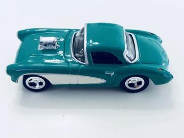 1957 Chevy Corvette | Model Cars