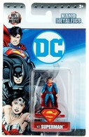 Superman/Jada Toys Nano Metal Figs/DC Comics | Figures & Toy Soldiers | Jada Toys Nano Metal Figs - DC Superman