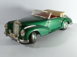 1955 Mercedes-Benz 300S Convertible | Model Cars