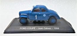 FORD COUPÉ - Juan Gálvez - 1958 | Model Racing Cars