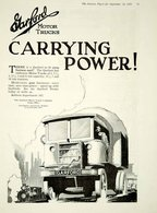 Carrying Power | Print Ads