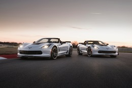 2018 Corvette | Cars | Corvette Conv and Coupe