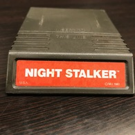Night Stalker (Intellivision, 1982) | Video Games