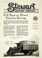 Full Stewart Power Used For Driving | Print Ads