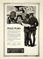 Peace Plans | Print Ads