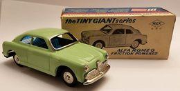 Alfa Romeo Coupe | Tinplate & Pressed Steel Toys