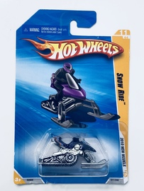 Snow Ride   Model Motorcycles