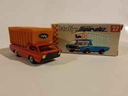 Furgon   Model Trucks
