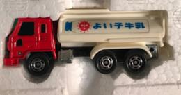 Nissan Diesel Tank Lorry   Model Trucks