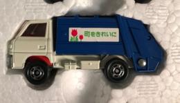 Mitsubishi Canter Refuse Truck   Model Trucks