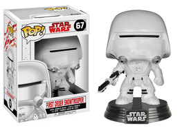 First Order Snowtrooper (The Last Jedi) | Vinyl Art Toys