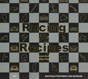 Racing & Recipes | Books