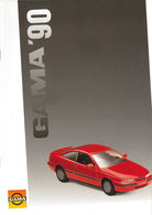 Gama Catalog 1990 | Brochures & Catalogs | Front