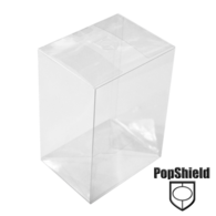 PopShield Funko Pop Protectors - 100 Pack | Display Cases