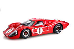 1967 Ford GT40 | Model Racing Cars