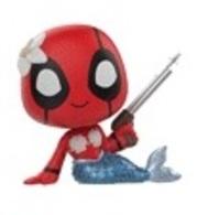 Deadpool (Mermaid)   Vinyl Art Toys