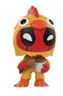 Deadpool (Chicken Suit)   Vinyl Art Toys